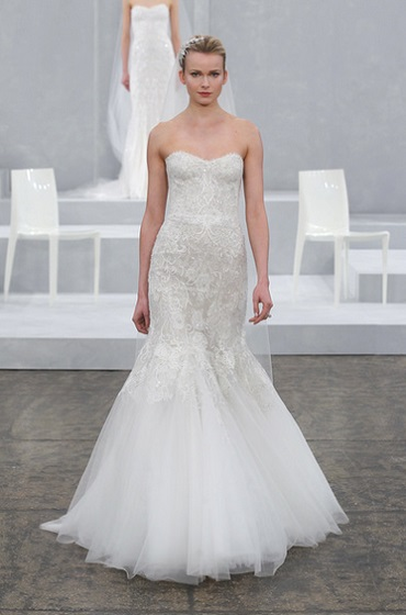 Коллекция Monique Lhuillier 2015